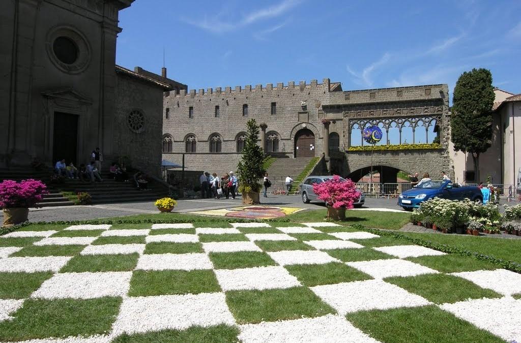 Viterbo – San Pellegrino in Fiore: sbocciano anche pittura musica e scultura