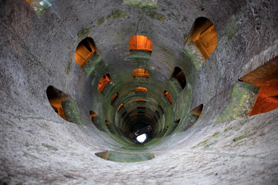 Conoscete il Pozzo di San Patrizio? Si trova nel cuore di Orvieto