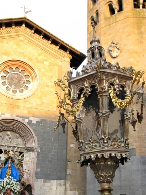 Orvieto: Quartiere Serancia.