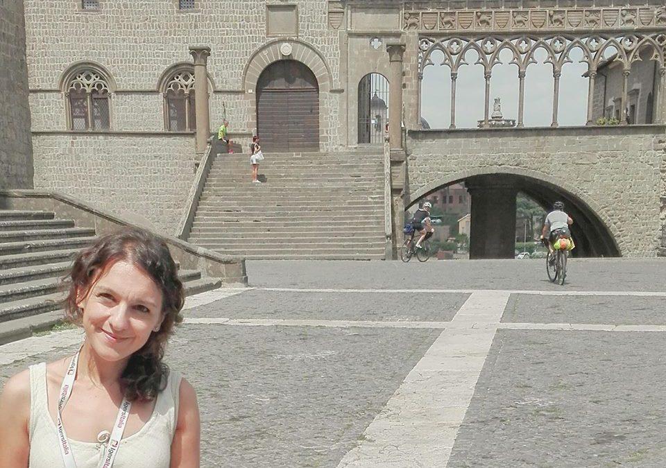 Daniela Stampatori: un'appassionata della Tuscia.